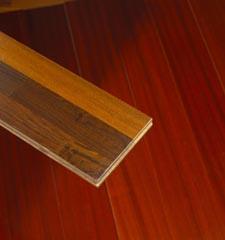 大自然重蚁木横拼板建材产品