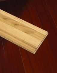 大自然榆木横拼板建材产品