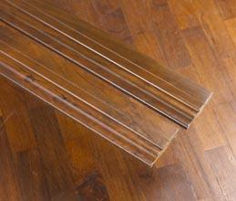 大自然实木地板地脚线-重蚁木建材产品