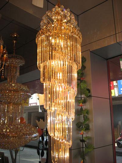 水晶灯2001