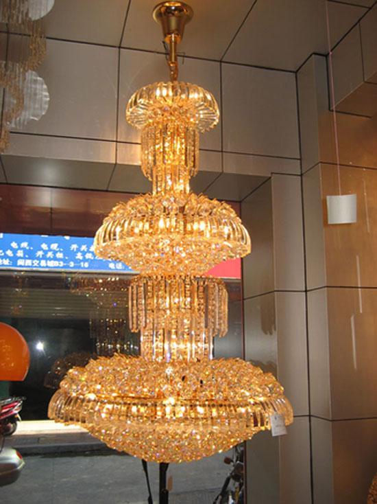 水晶灯6389