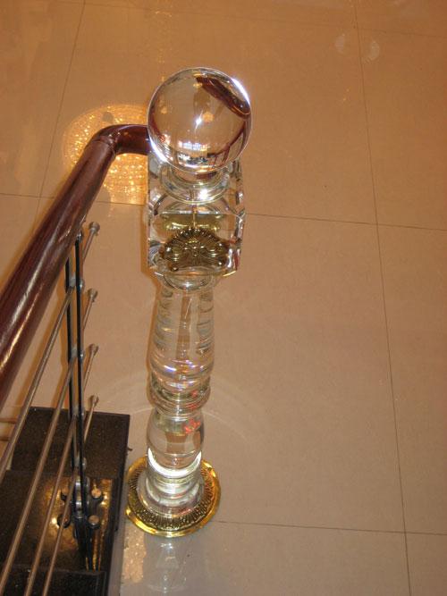罗马水晶柱建材产品