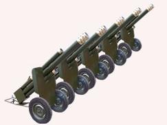 豪华现代组合炮建材产品