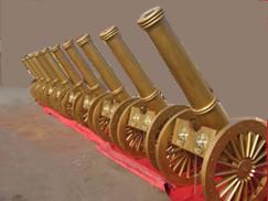 仿古型古皇家礼炮建材产品