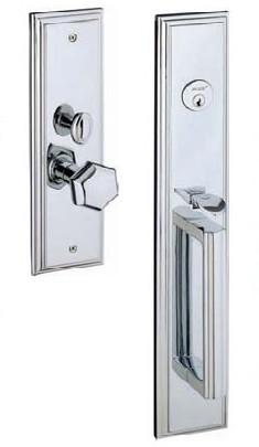 纯铜豪华门锁建材产品
