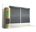 分体式中央热水系统建材产品