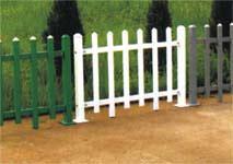 OL006C草坪护栏建材产品