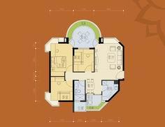 家和天下楼盘户型图