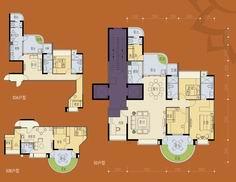 家和天下户型图