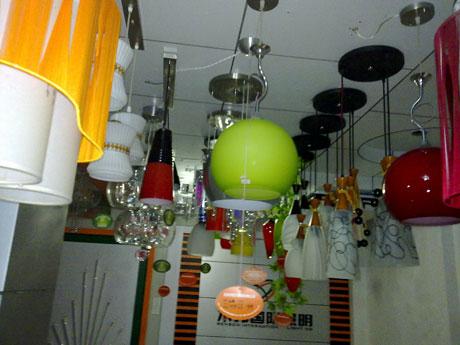 餐吊区建材产品