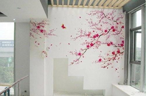 手绘墙建材产品