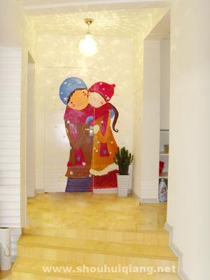 龙岩丽俊墙绘建材产品
