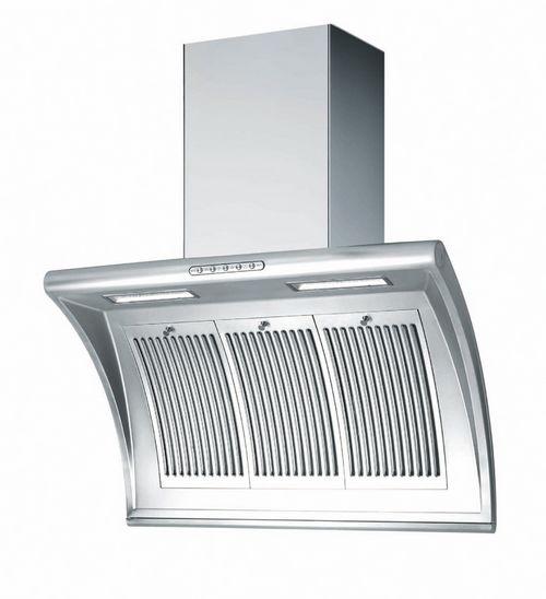 美炊近吸式油烟机超大吸烟面效果一流建材产品