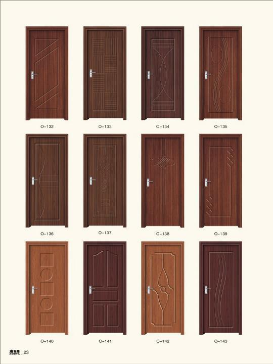 免漆实木门建材产品