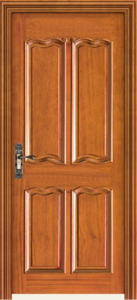 100纯橡木原木门建材产品