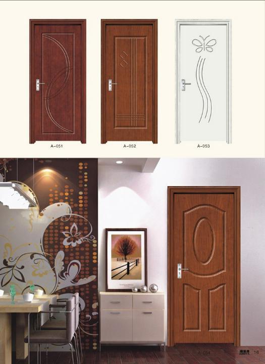 复合烤漆实木门建材产品