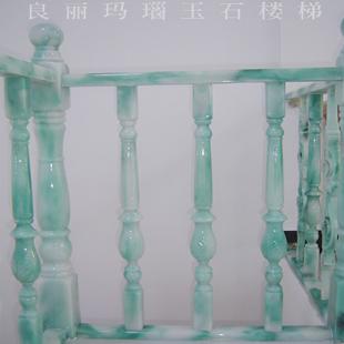 翠玉双梁样品梯建材产品