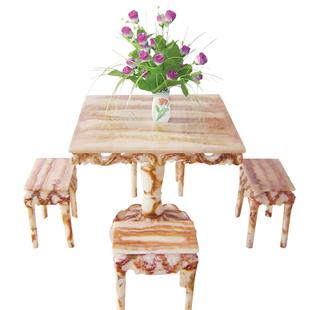 玉石小方桌建材产品