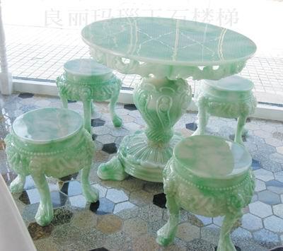 玉石小圆桌建材产品