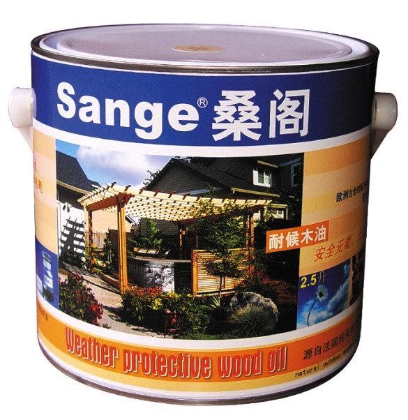 桑阁防腐木油建材产品