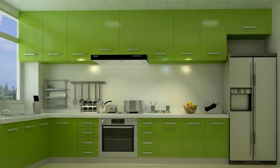 家居建材产品:整体厨房