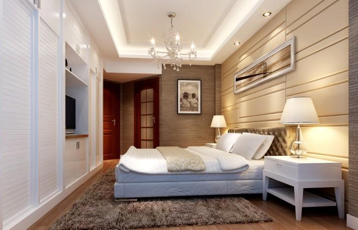 锦绣佳园卧室装修案例
