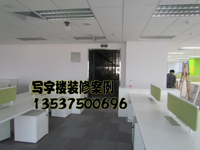 深圳办公楼装修装修案例