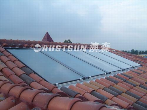 澳森平板太阳能建材产品