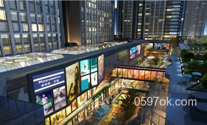 恒宝城市广场楼盘图片