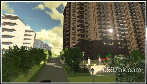 松涛花园二期楼盘图片
