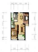 都市新语楼盘户型图