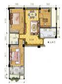 明珠城户型图