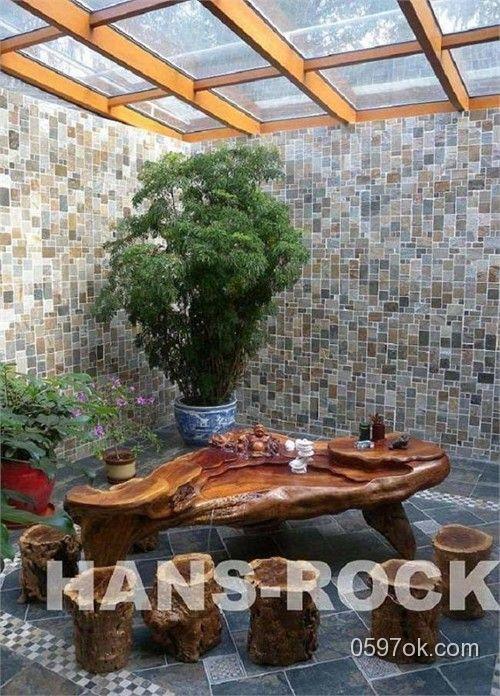 家居建材:德国阳光房品牌 汉斯诺克别墅下沉式庭