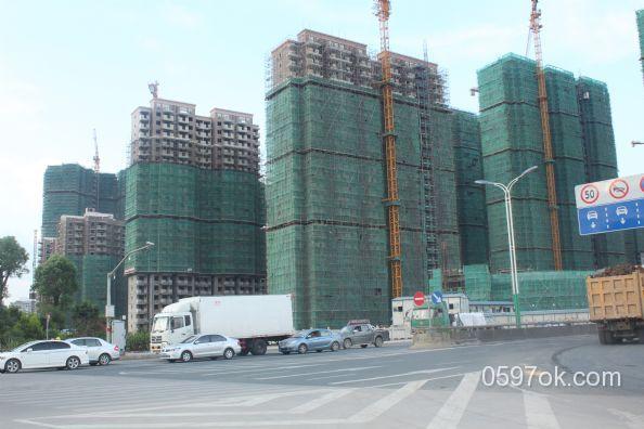 南中旭日新城楼盘图片