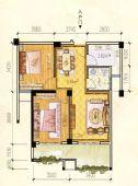 明珠城楼盘户型图