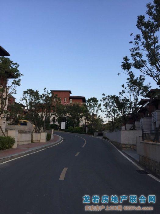 龙岩紫金山玫瑰园宿舍6室3厅5卫1#1厦航别墅区别墅图片