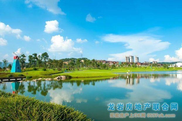 龙岩紫金山玫瑰园别墅6室3厅5卫1#1最美中国的别墅图片