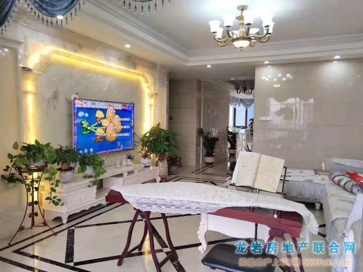 龙腾路市政府旁国贸天琴湾高层精装出售